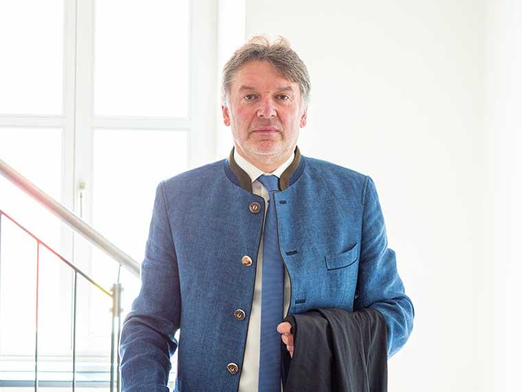 Anwaltskanzlei, Rechtsanwalt Hans Lotter
